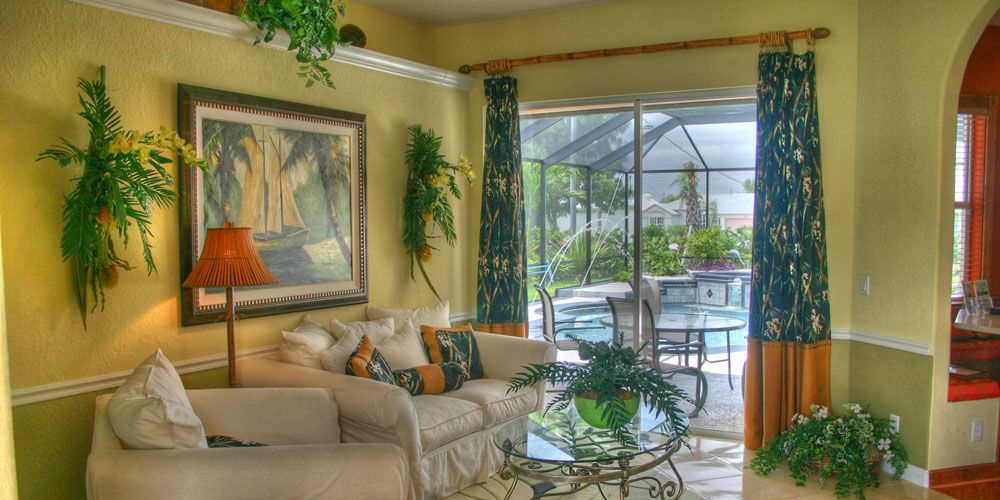 Living Area featured in the Pinewood 6 By RJM Homes in Martin-St. Lucie-Okeechobee Counties, FL