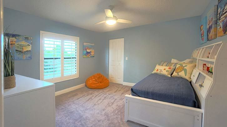 Bedroom featured in The Sage By RJM Homes in Martin-St. Lucie-Okeechobee Counties, FL