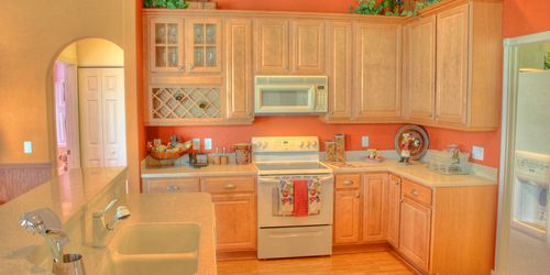 Kitchen-in-Pinewood Great Room-at-Palm Beach County-Custom Homes-in-West Palm Beach