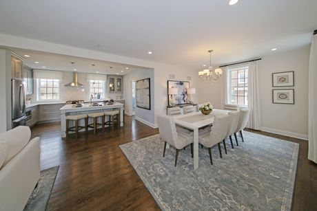 Kitchen-in-Monmouth E-at-East Gate Oceanport-in-Oceanport