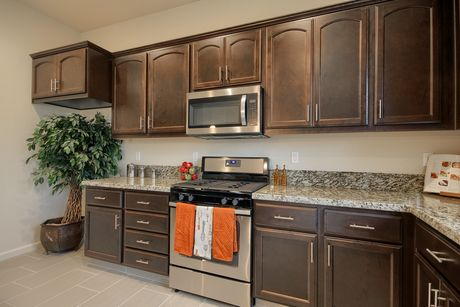 Kitchen-in-The Manchester-at-Monarch Country Living-in-Newman