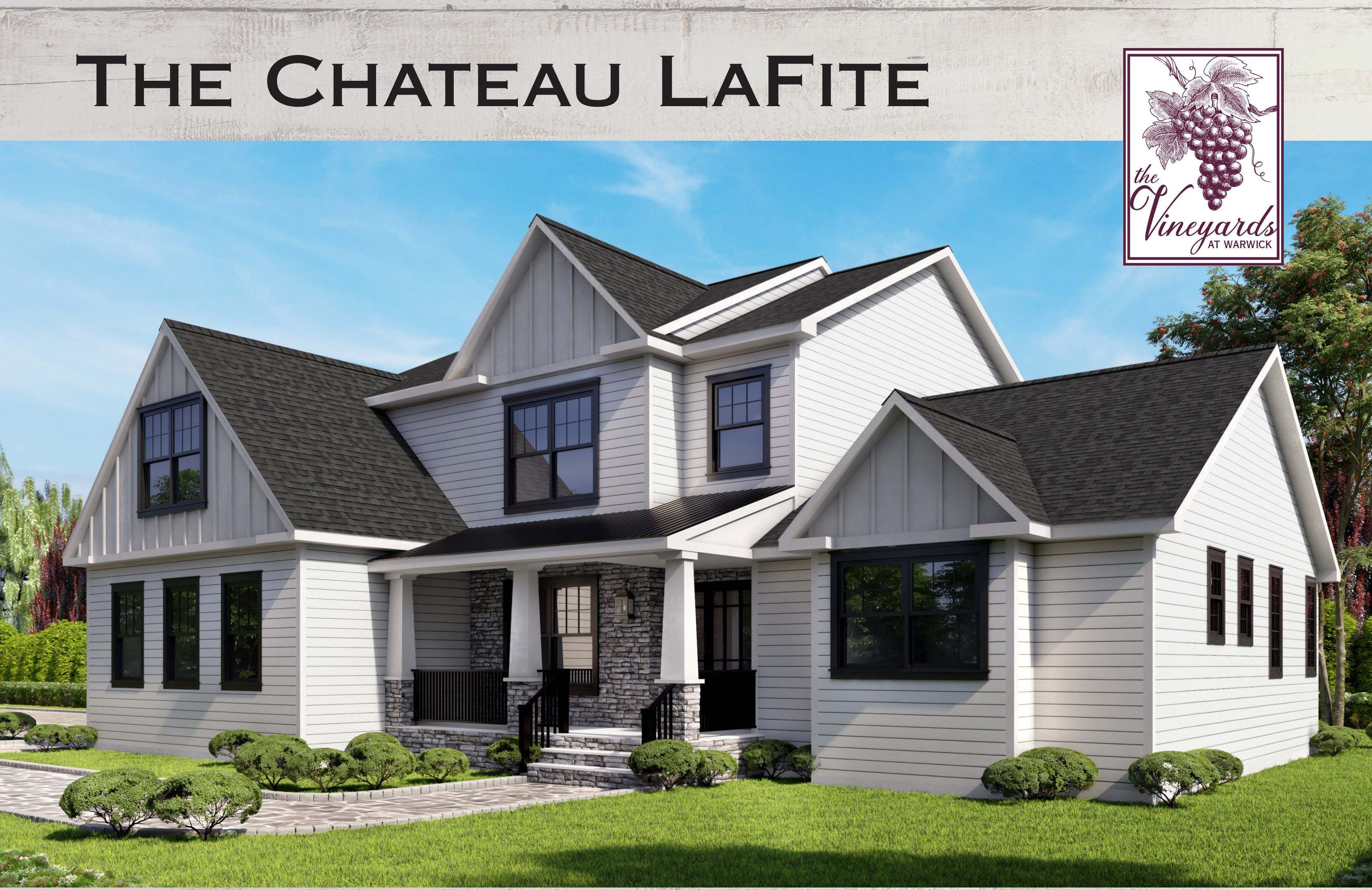 Exterior featured in the Chateau LaFite By Rand Realty in Orange County, NY