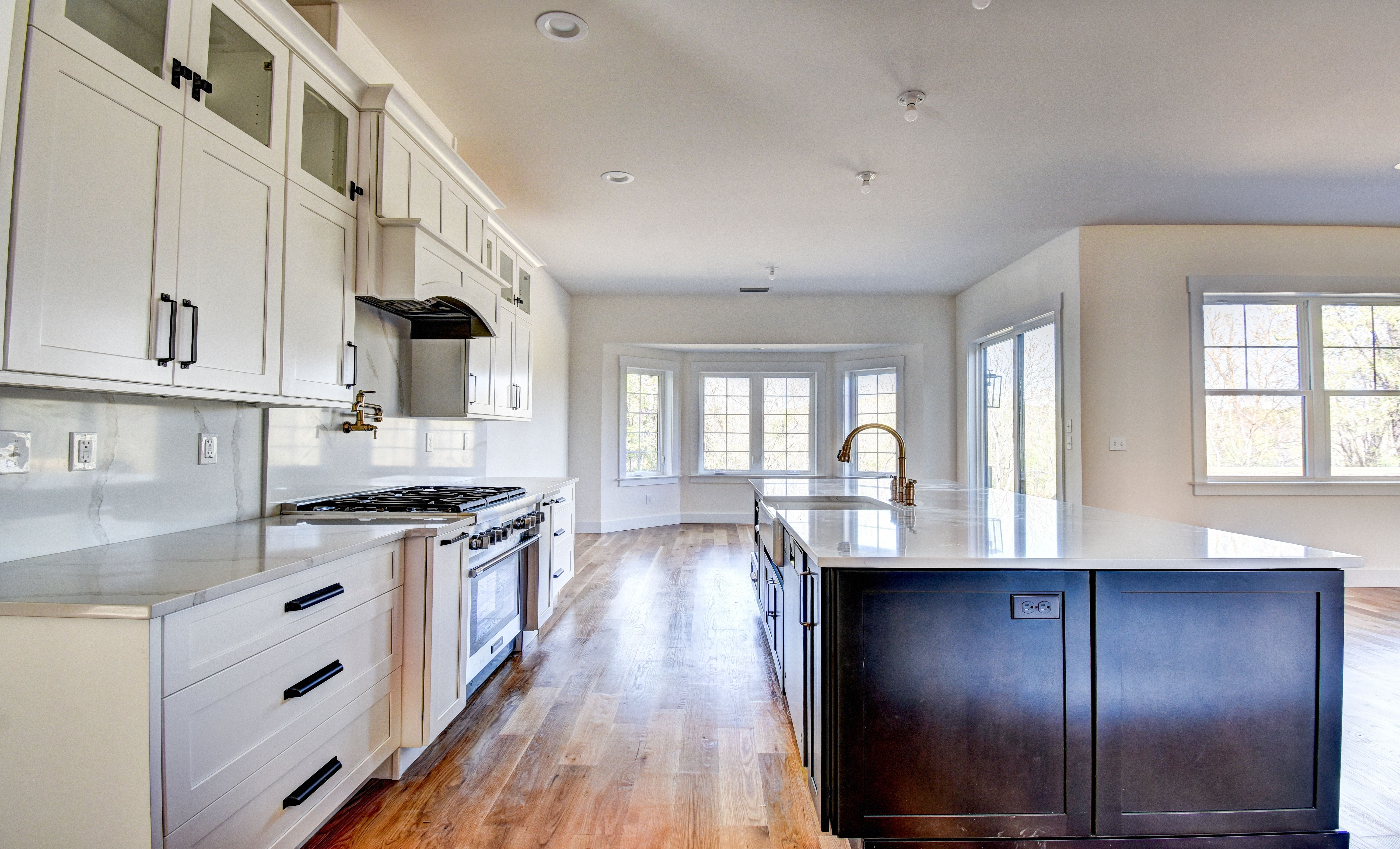 Kitchen featured in The Macallan Ranch By Rand Realty in Orange County, NY