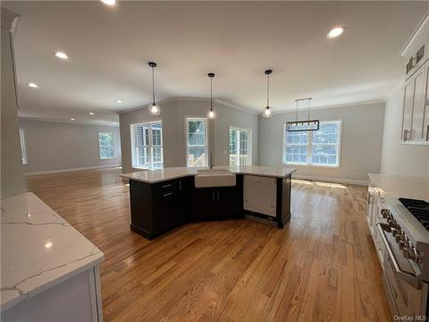 Kitchen featured in The Merlot By Rand Realty in Orange County, NY