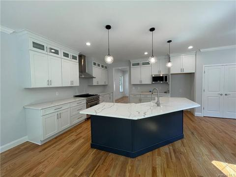 Kitchen featured in The Chardonnay By Rand Realty in Orange County, NY