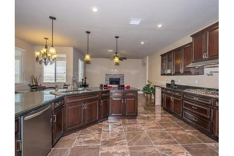Kitchen-in-2270 Plan-at-Canutillo Heights-in-El Paso