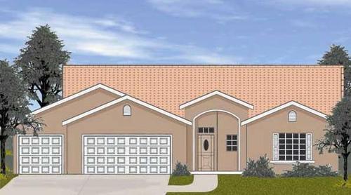 Villa Corvino By Raven Custom Homes In Fresno California