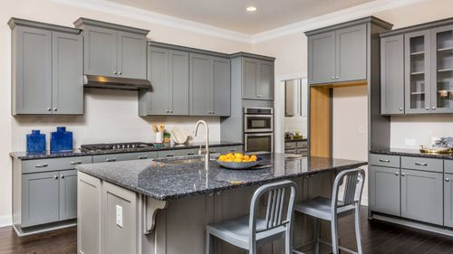 Kitchen-in-The Chesapeake, John Wieland Homes-at-Holding Village-in-Wake Forest