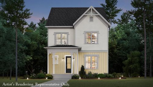 The Riverside, John Wieland Homes-Design-at-Holding Village-in-Wake Forest