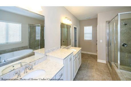 Bathroom-in-The Dillon, John Wieland Homes-at-Holding Village-in-Wake Forest