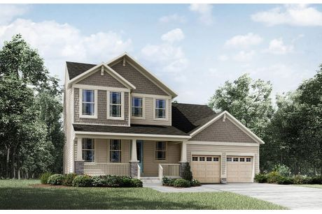 Brianna, Drees Homes-Design-at-Holding Village-in-Wake Forest