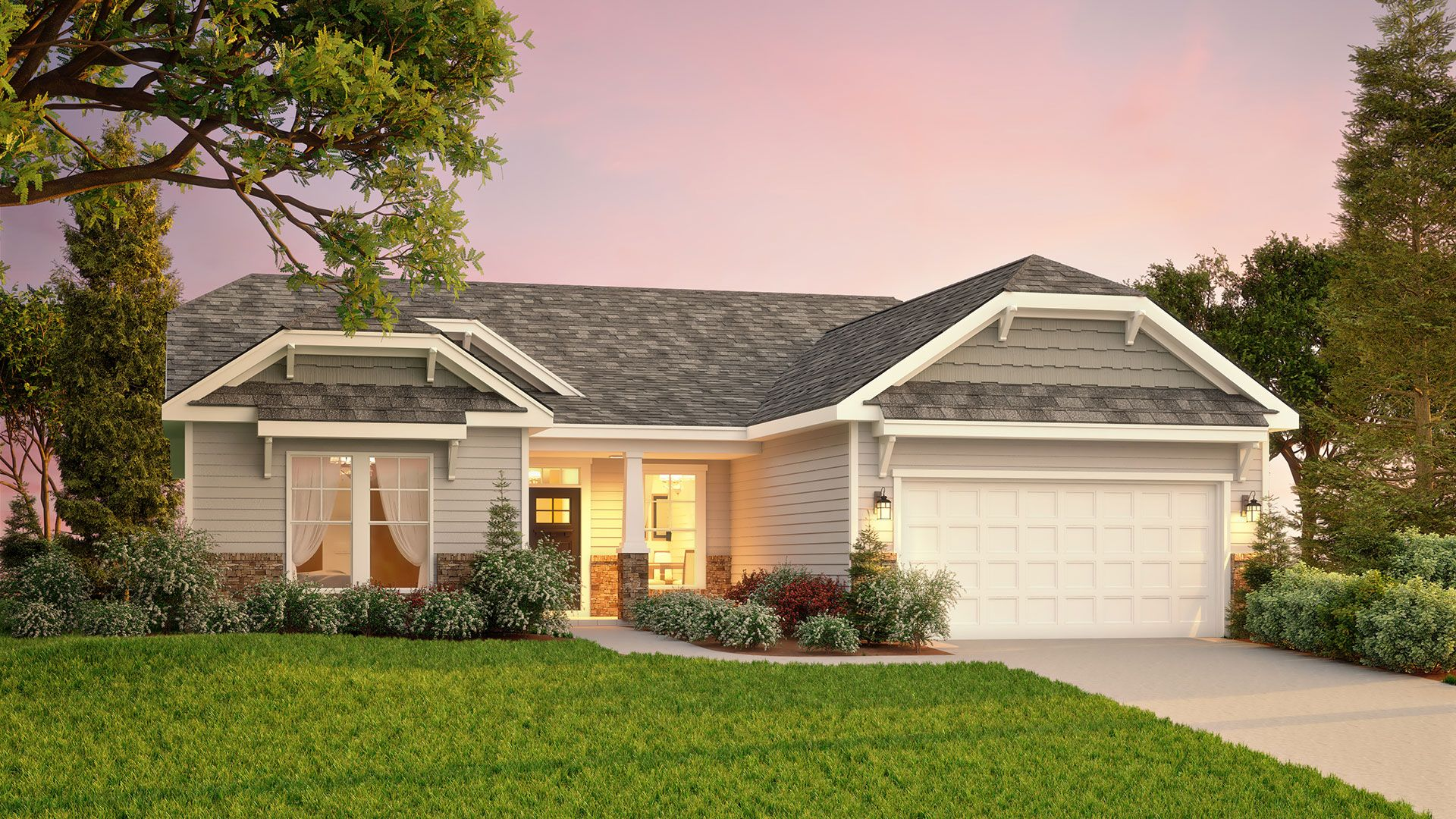 Exterior featured in the Everglades By RealStar Homes in Wilmington, NC
