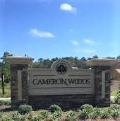Cameron Woods Gardens by RealStar Homes in Wilmington North Carolina
