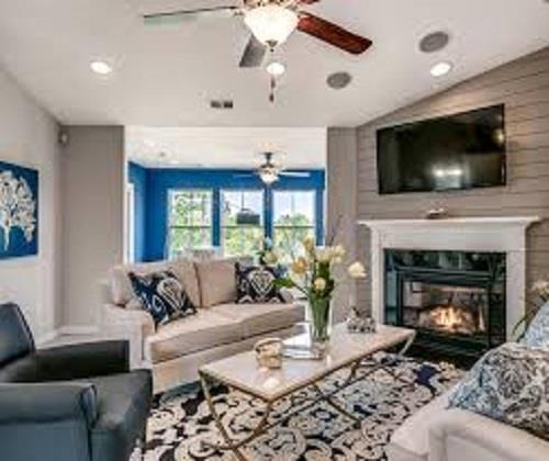 Living Area featured in the Sycamore By RealStar Homes in Wilmington, NC