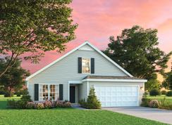 Continental - Hampton Park: Myrtle Beach, South Carolina - RealStar Homes