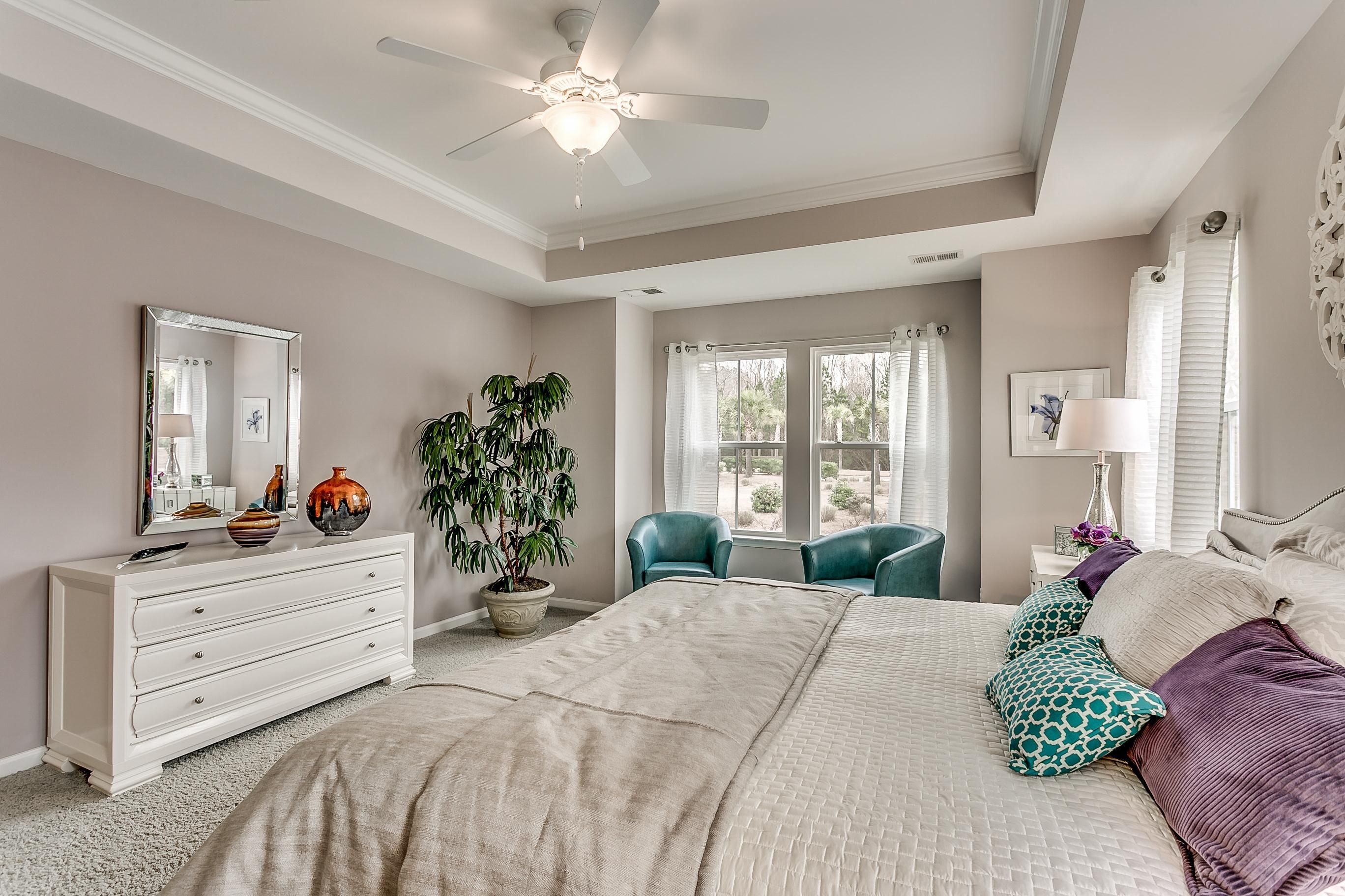 Bedroom featured in the Palmetto By RealStar Homes in Wilmington, NC