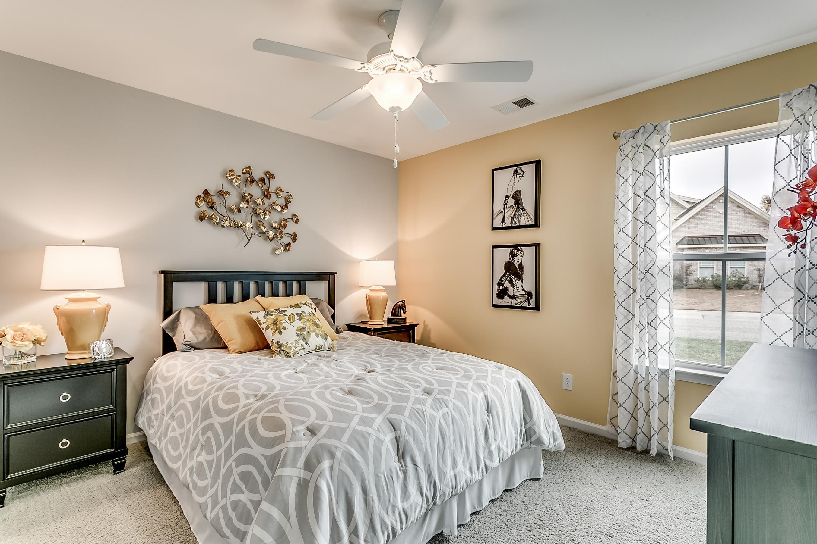 Bedroom featured in the Hickory By RealStar Homes in Wilmington, NC