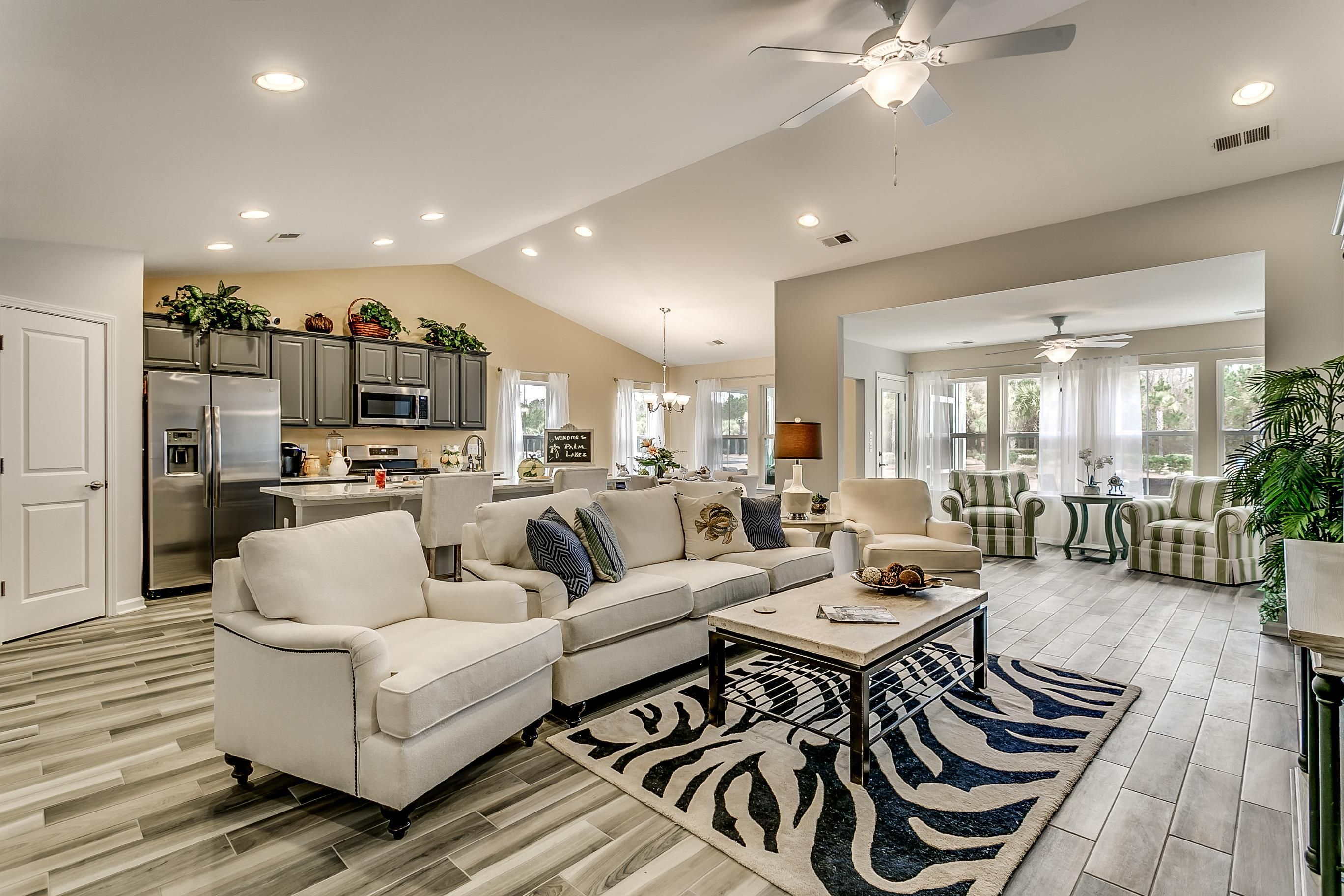 Living Area featured in the Hickory By RealStar Homes in Wilmington, NC
