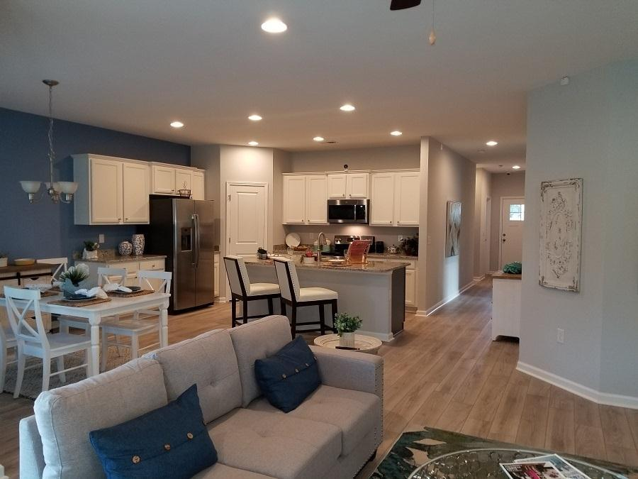Living Area featured in the Liberty By RealStar Homes in Myrtle Beach, SC