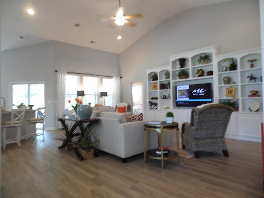 Living Area featured in the Denali By RealStar Homes in Wilmington, NC