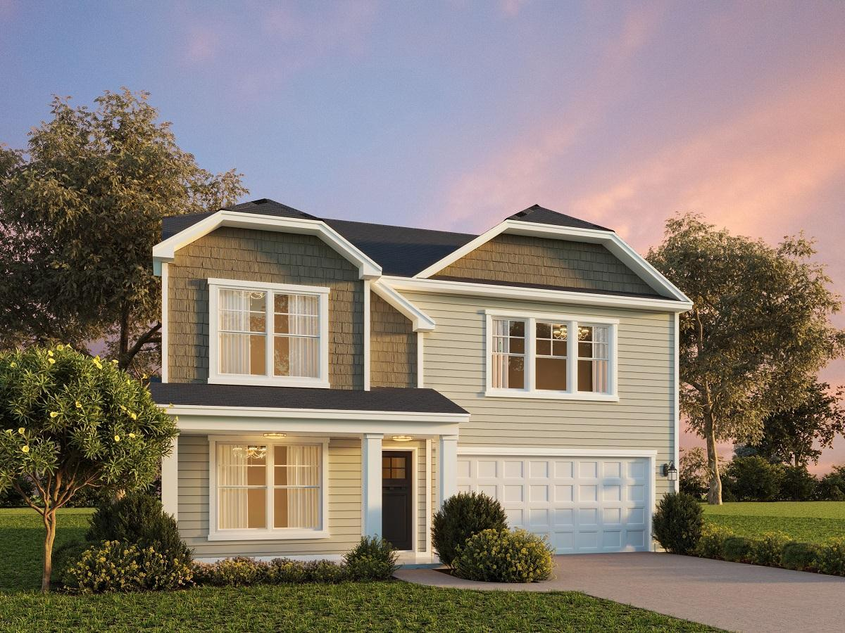 Exterior featured in the Arlington By RealStar Homes in Wilmington, NC