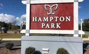 Hampton Park by RealStar Homes in Myrtle Beach South Carolina