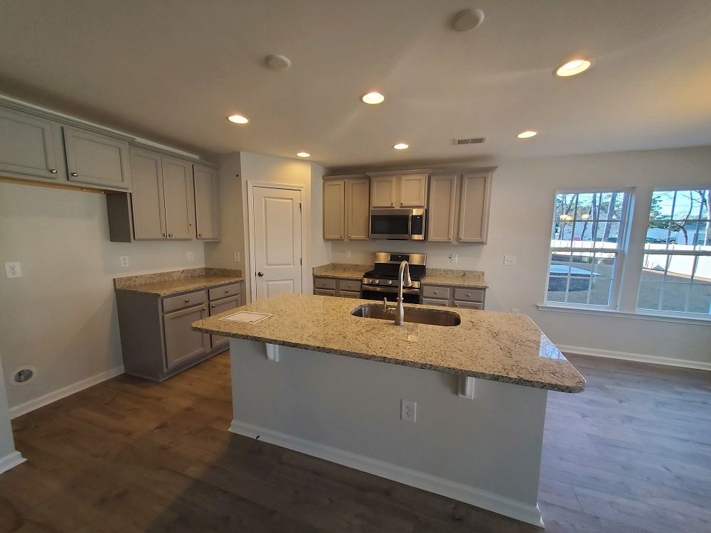 Kitchen featured in the Eagle By RealStar Homes in Wilmington, NC