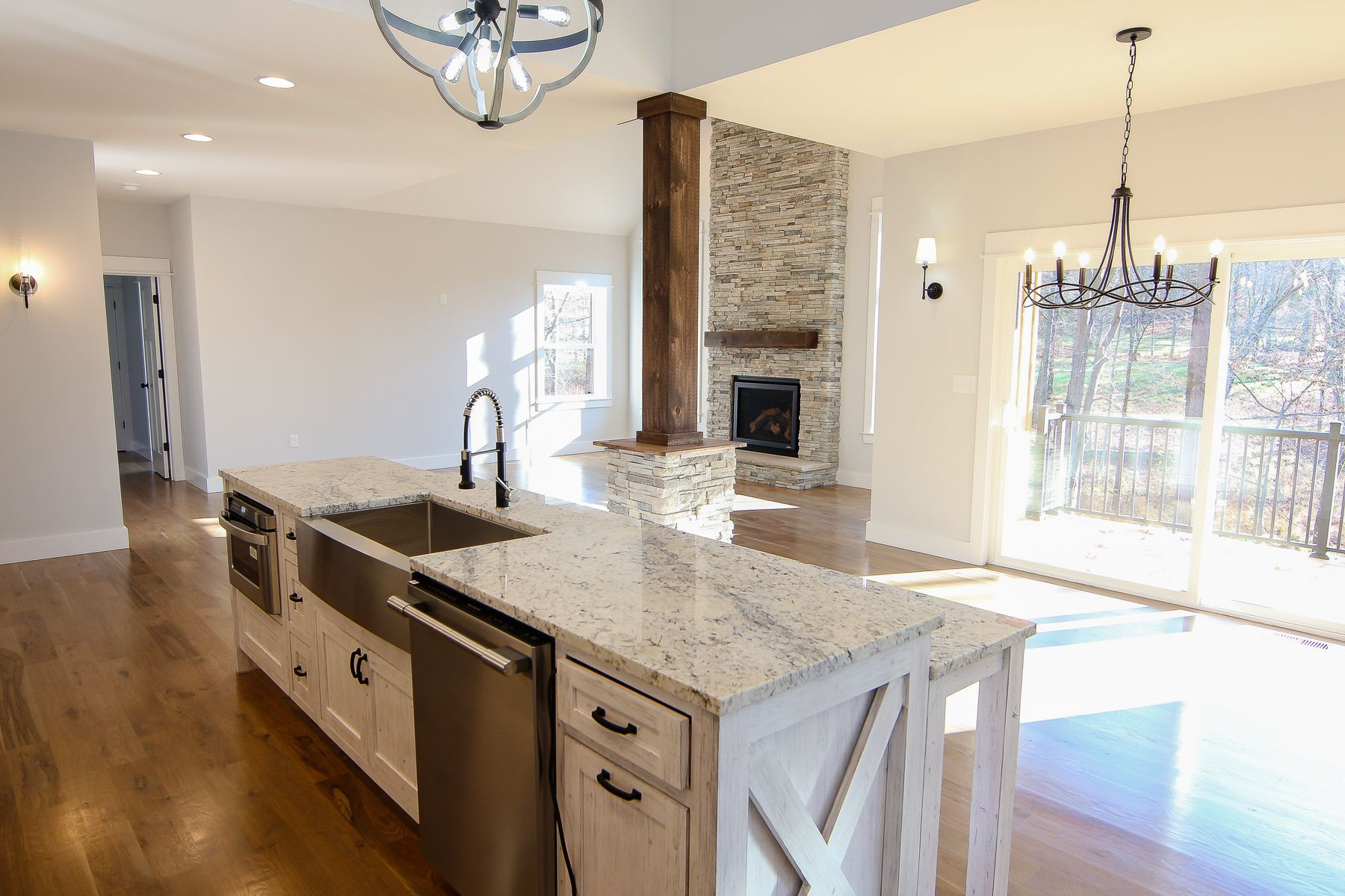 Kitchen featured in The Fairway By Realty Promotions, Inc. in Orange County, NY