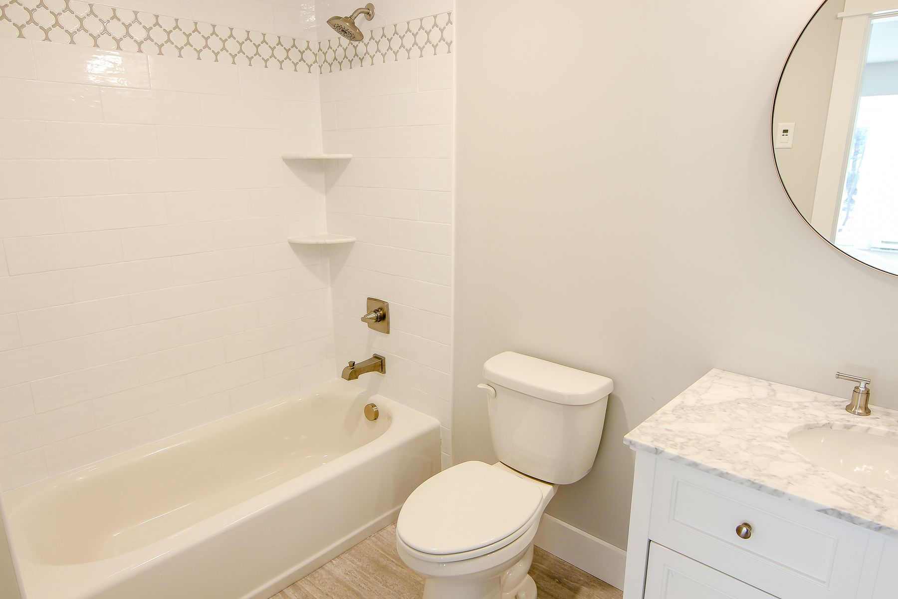 Bathroom featured in The Fairway By Realty Promotions, Inc. in Orange County, NY