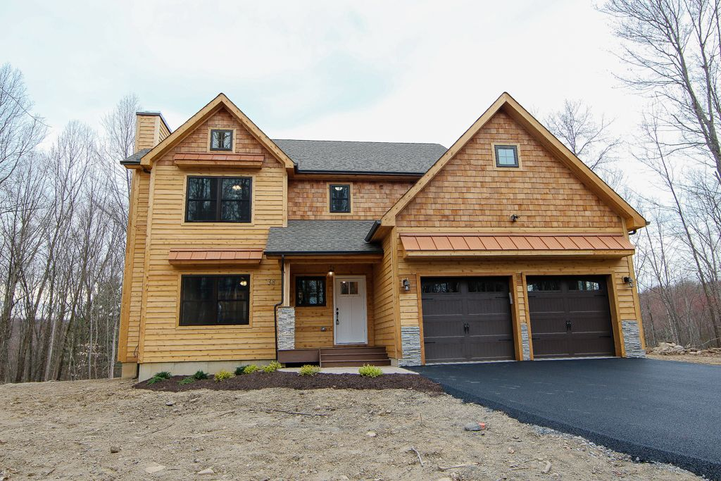Exterior featured in The Woods By Realty Promotions, Inc. in Orange County, NY