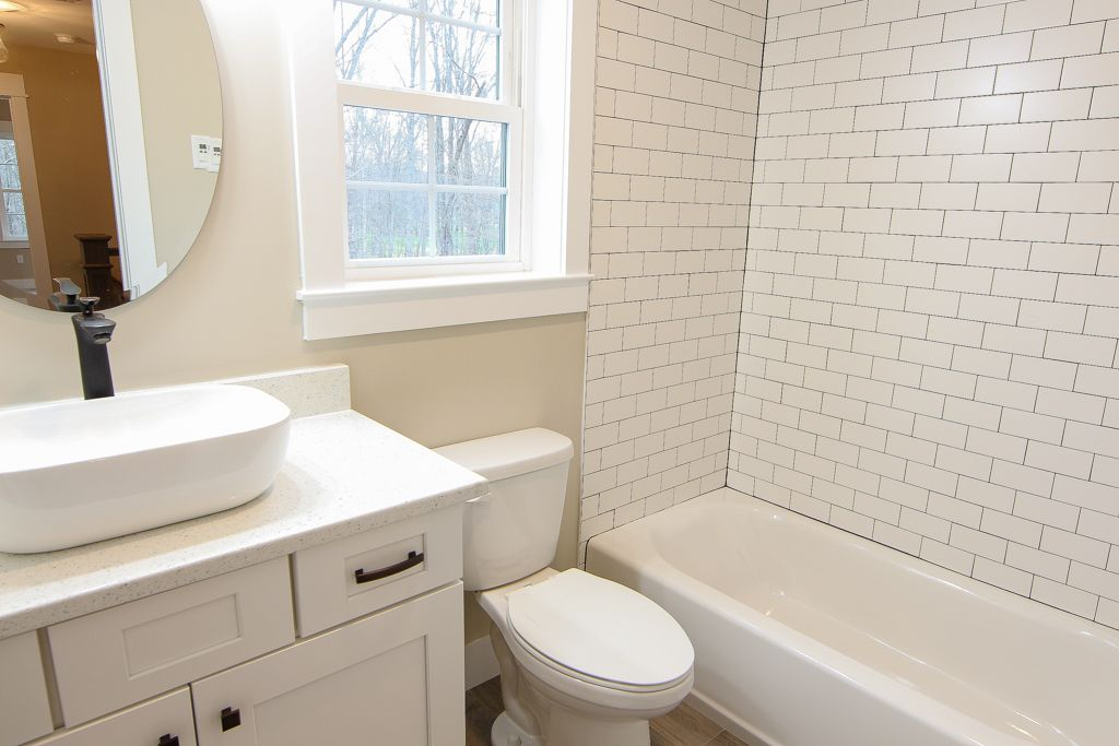 Bathroom featured in The Woods By Realty Promotions, Inc. in Orange County, NY