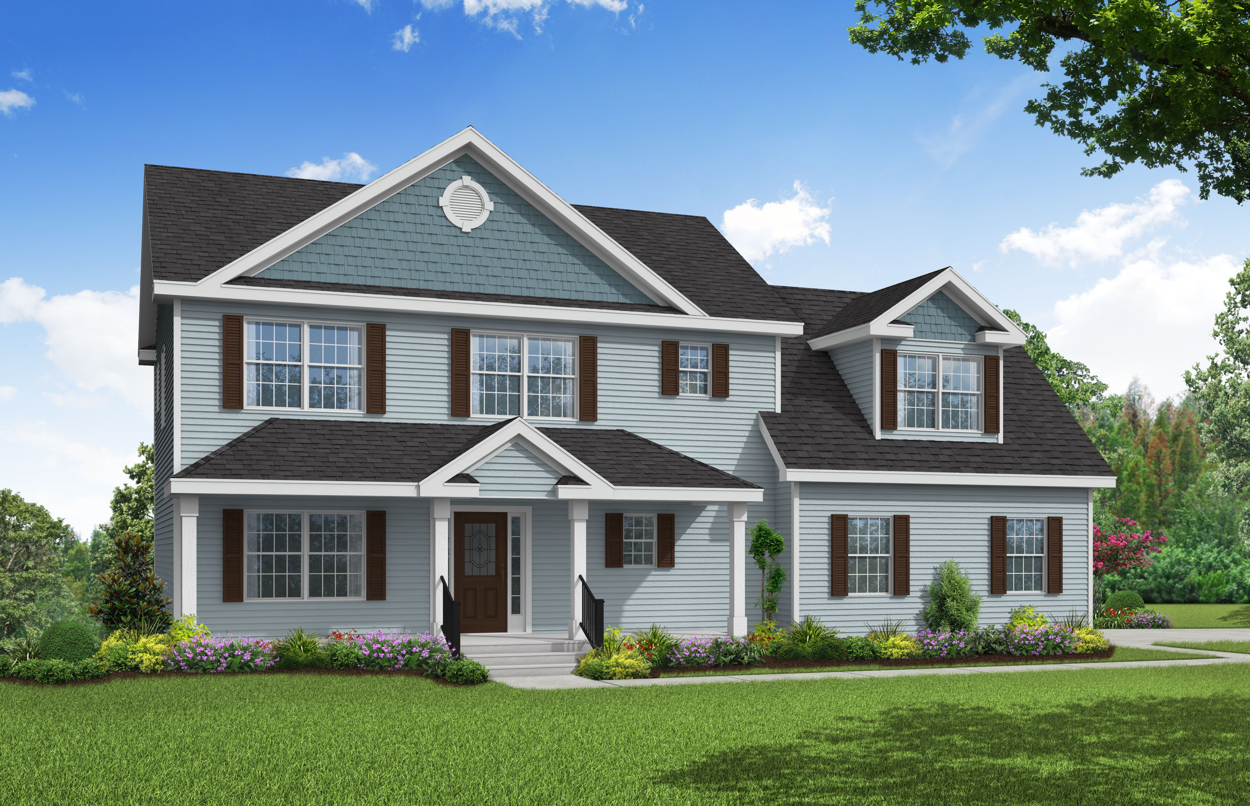Exterior featured in the Realty Community Floor Plan By Realty Promotions, Inc.
