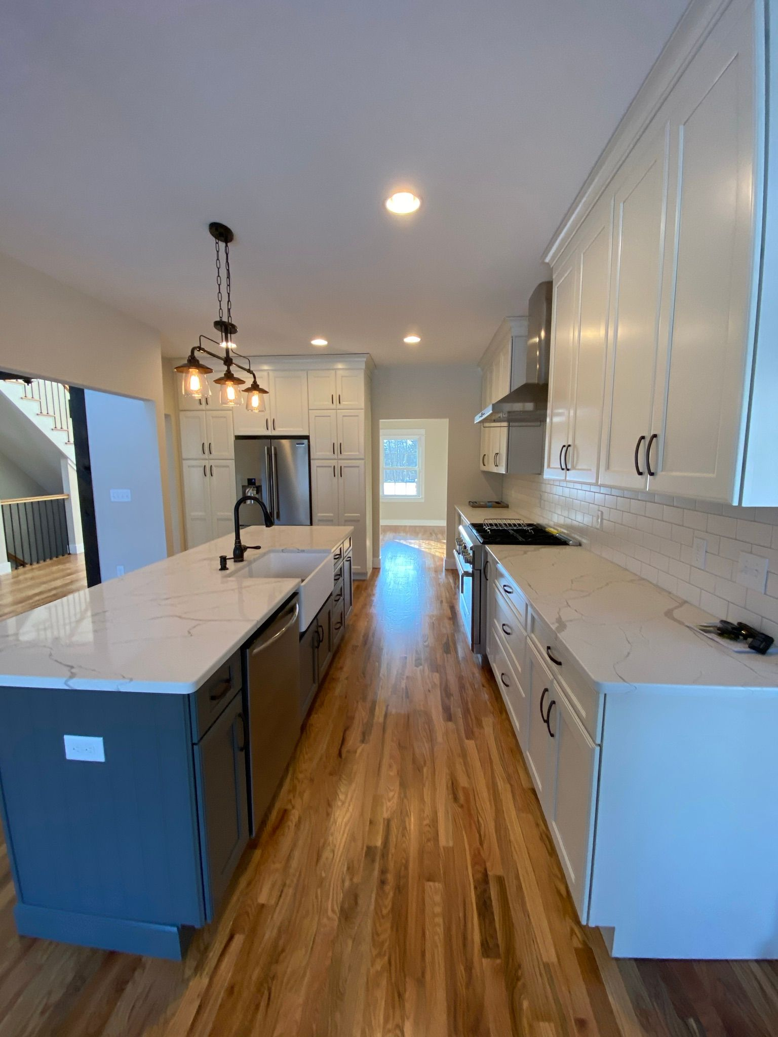 Kitchen featured in the Realty Community Floor Plan By Realty Promotions, Inc. in Orange County, NY