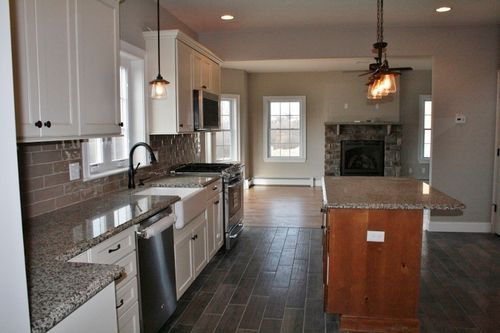 Kitchen-in-The Callalily-at-Brick Church Meadows-in-Montgomery
