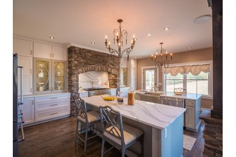 Kitchen-in-The Anemone-at-Mountain View at Gardiner-in-New Paltz