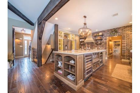 Wet-Bar-in-The Dixie-at-Mountain View at Gardiner-in-New Paltz