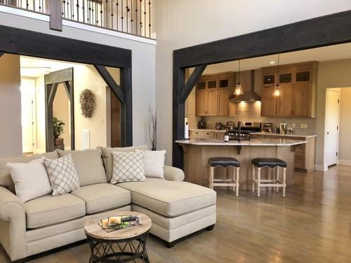 Greatroom-and-Dining-in-The Thistle-at-Lakeridgeestates.net-in-Slate Hill