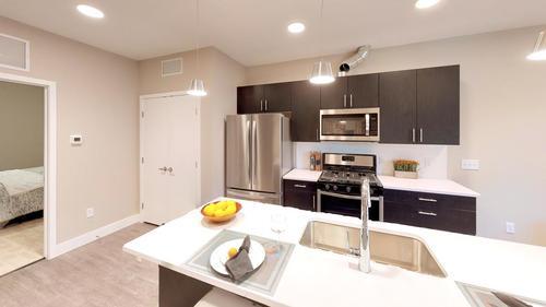 Kitchen-in-Type 01 - 1BR-at-Observatory Flats-in-Denver