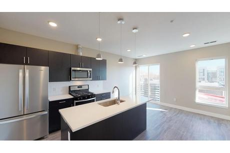 Kitchen-in-Type 09 - 2BR-at-Observatory Flats-in-Denver