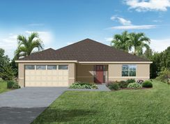 Fulton - Palisades: Clermont, Florida - Regal Park Homes