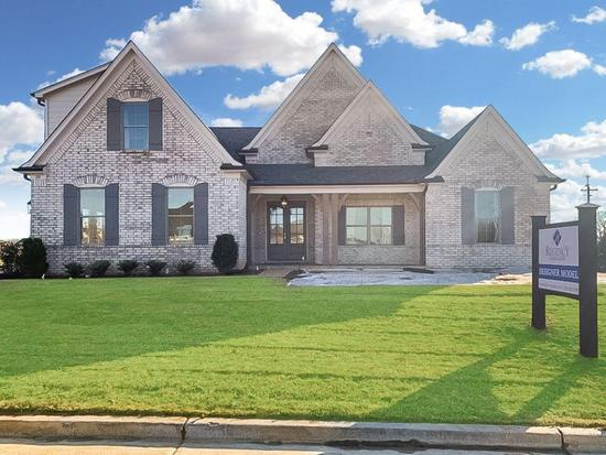 Hidden Springs by Regency Homebuilders in Memphis Tennessee
