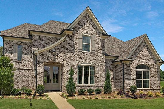 Stonecrest by Regency Homebuilders in Memphis Mississippi