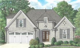 homes in Chickasaw Ridge by Regency Homebuilders