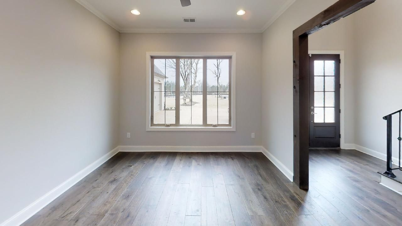 Living Area featured in the Aldridge By Regency Homebuilders in Memphis, TN