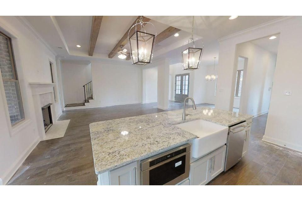 Kitchen featured in the Gilmore By Regency Homebuilders in Memphis, TN