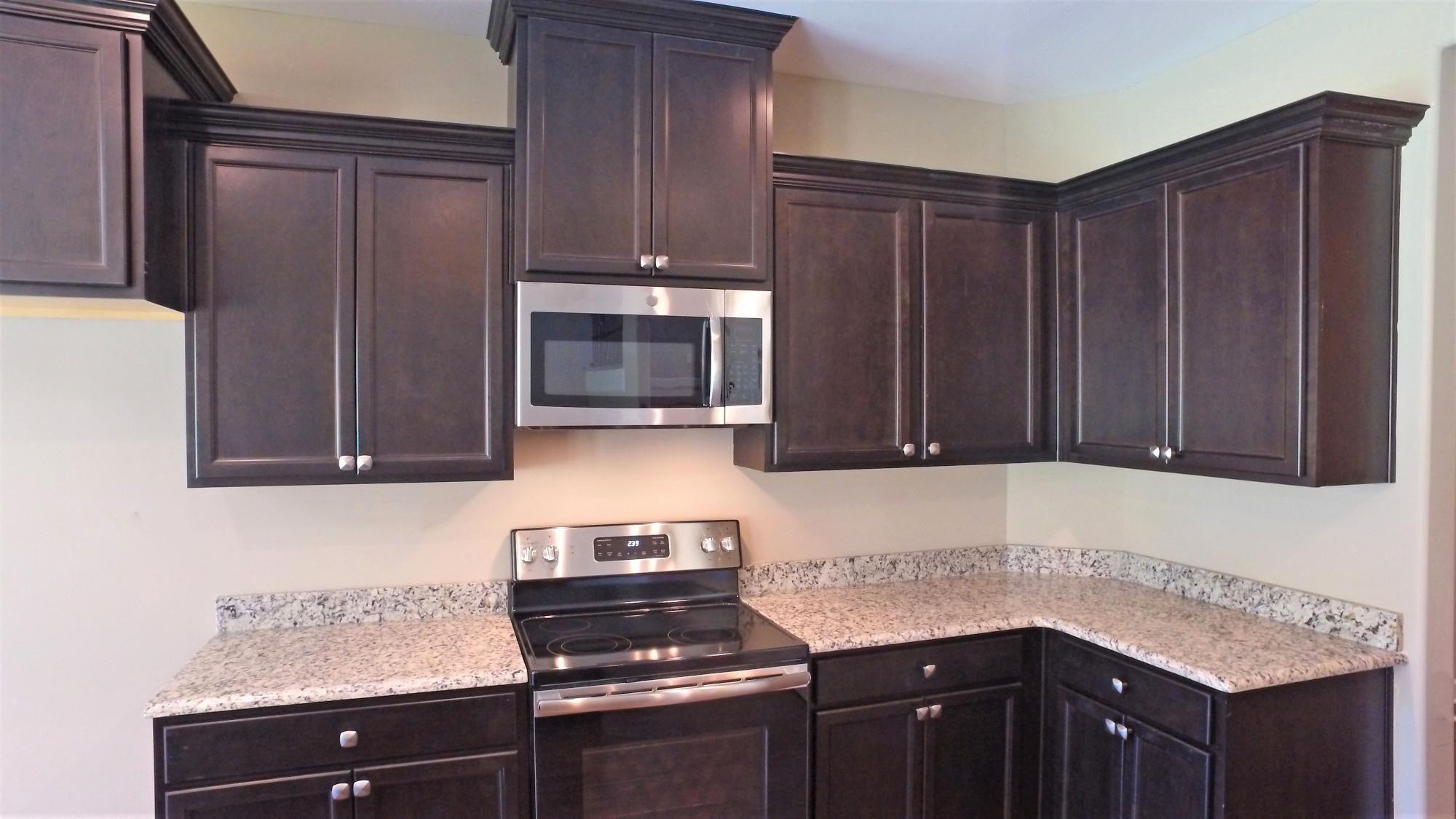 Kitchen featured in the Bradley By Regency Homebuilders in Memphis, TN