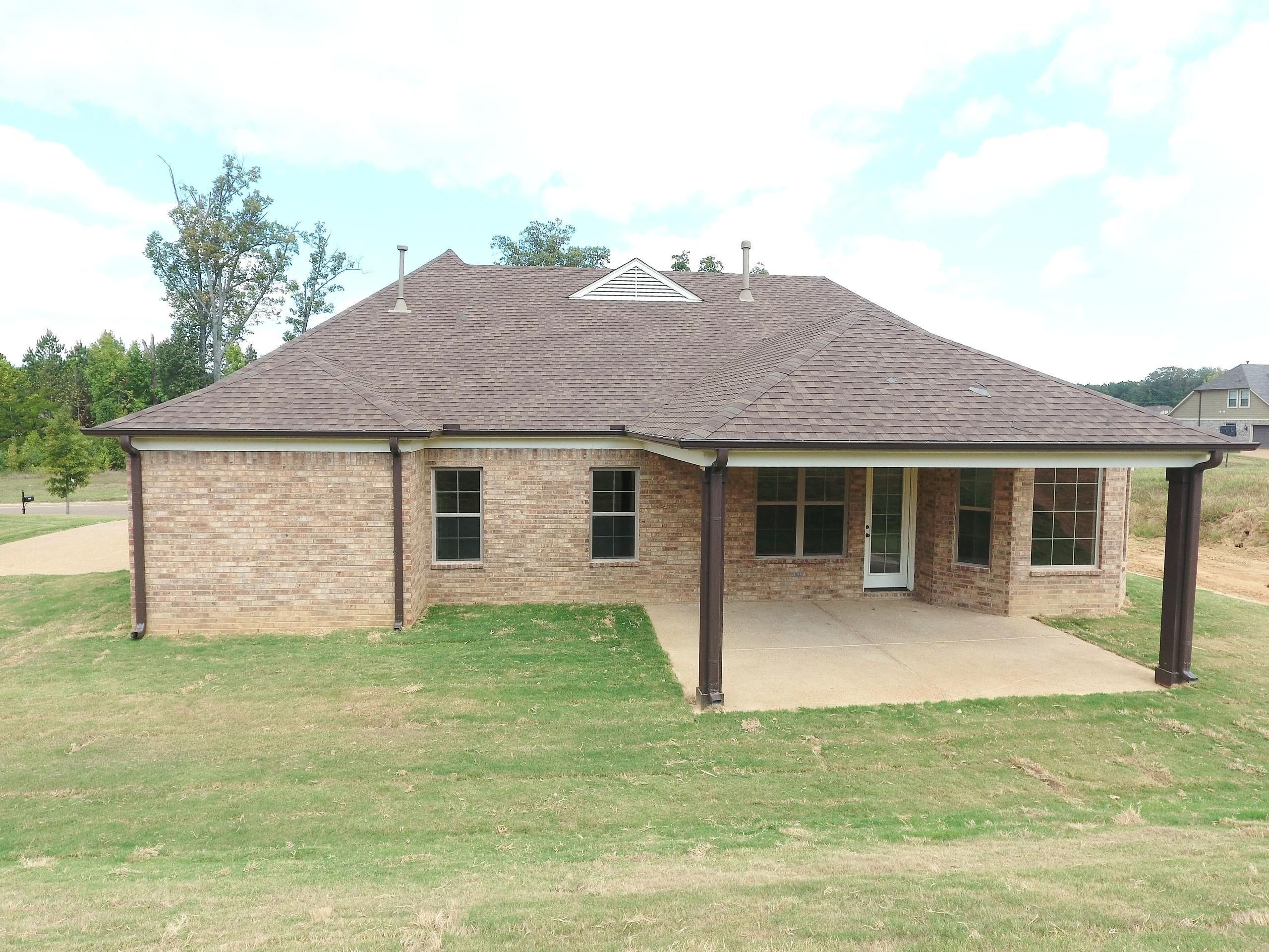Exterior featured in the Henderson By Regency Homebuilders in Memphis, TN