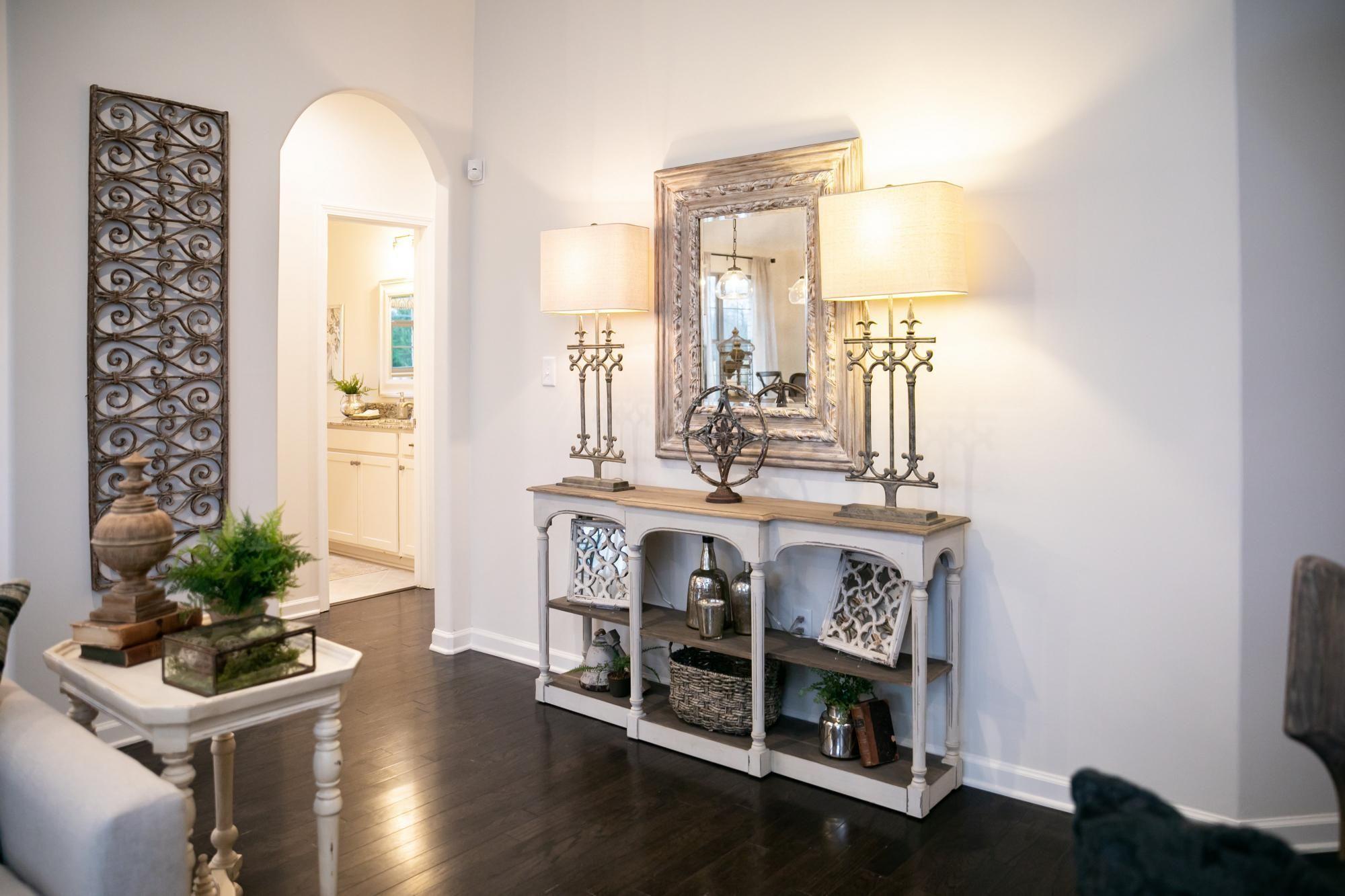 Living Area featured in the Presley II By Regency Homebuilders in Memphis, TN