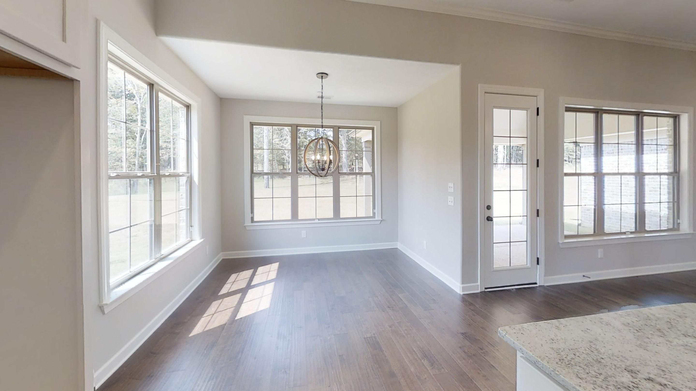 Living Area featured in the Abbington By Regency Homebuilders in Memphis, TN