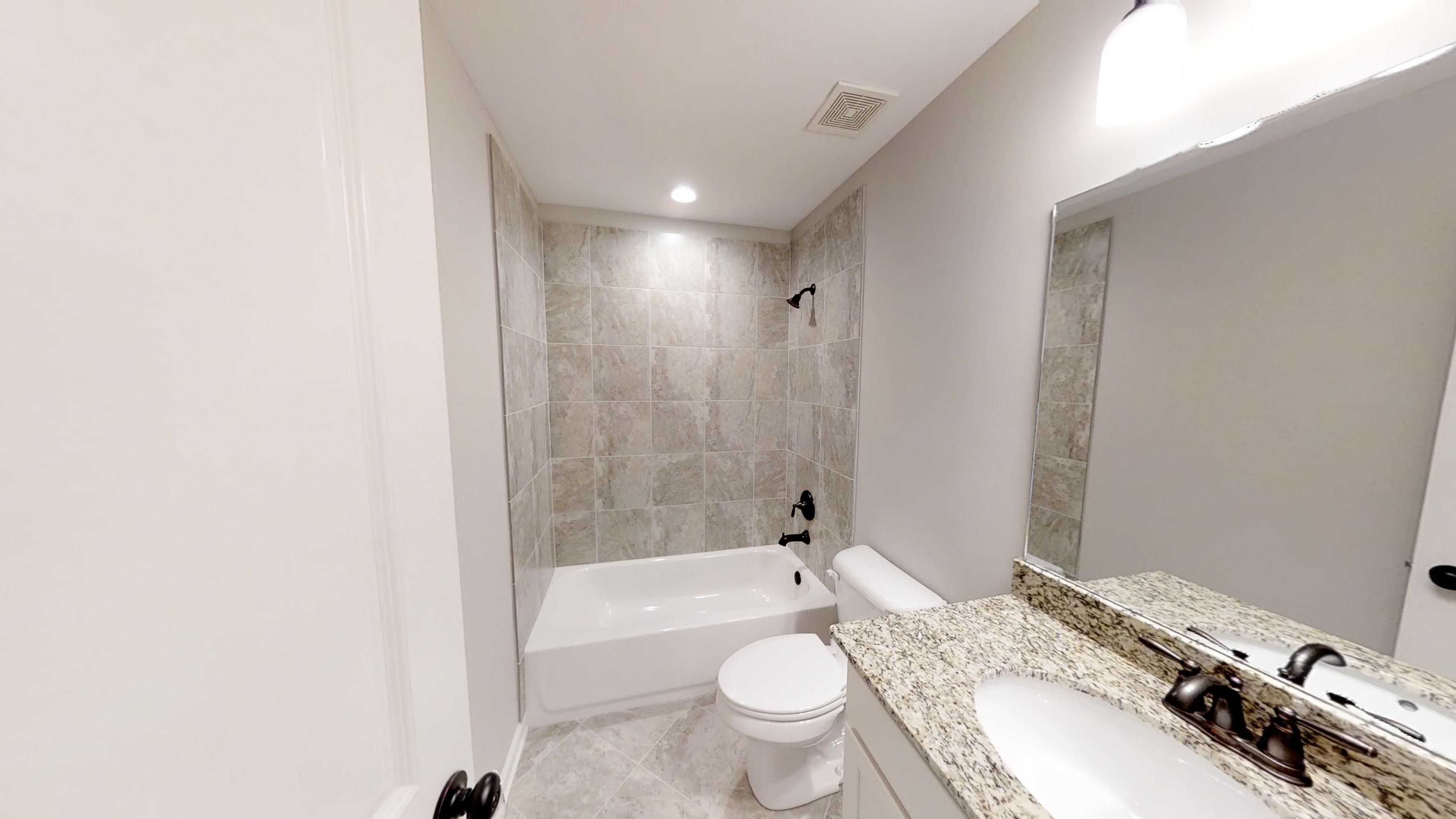 Bathroom featured in the Abbington By Regency Homebuilders in Memphis, TN